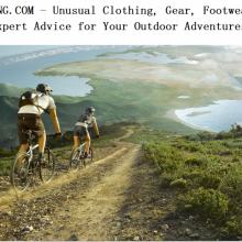 DANKUNG - Unusual Clothing, Gear, Footwear and Expert Advice for Your Outdoor Adventures